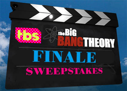 THE BIG BANG THEORY 'SERIES FINALE' Sweepstakes on TBS - OFFICIAL RULES