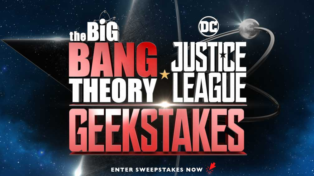 Big Bang Theory - Big Bang Bat Sweepstakes